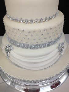 Anniversary cakes Mansfield