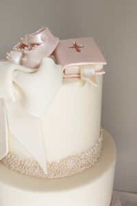 Christening cakes mansfield