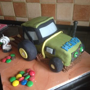 childrens birthday cake mansfield