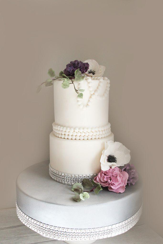 Wedding cakes mansfield