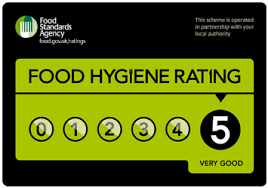food hygiene rating Mansfield woodhouse cake maker