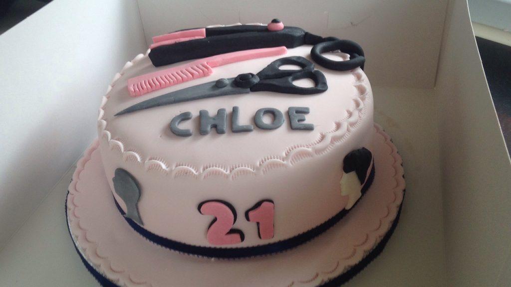 Hair Dressers cake