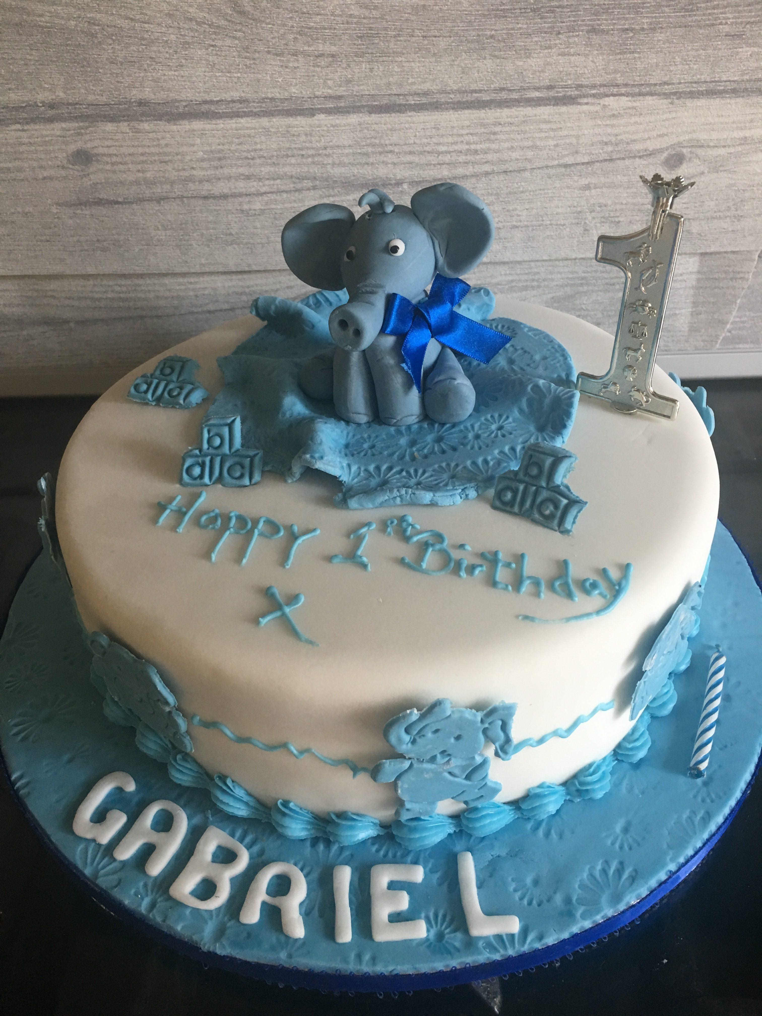 No one Birthday cake