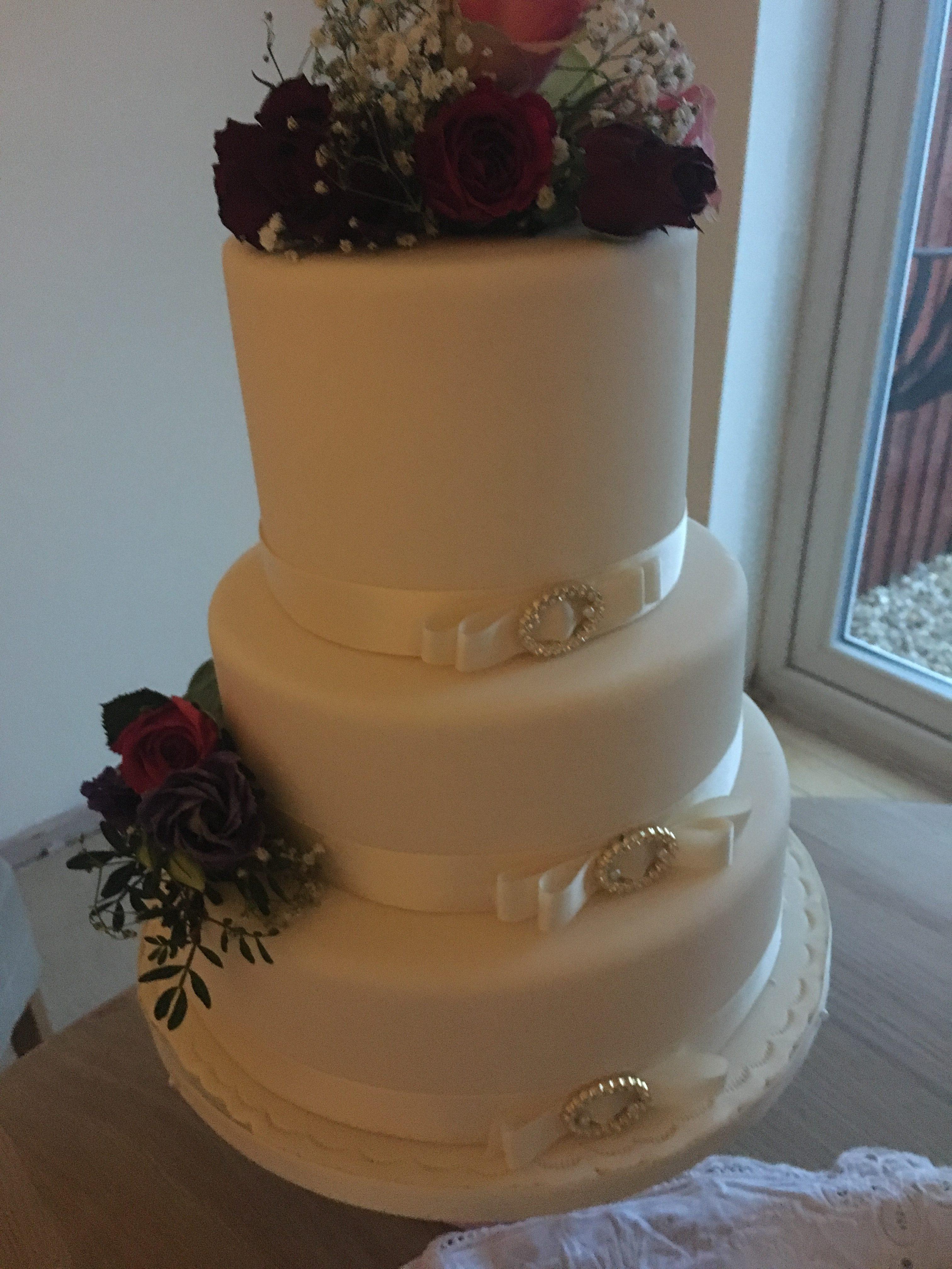 Ivory Budget cake