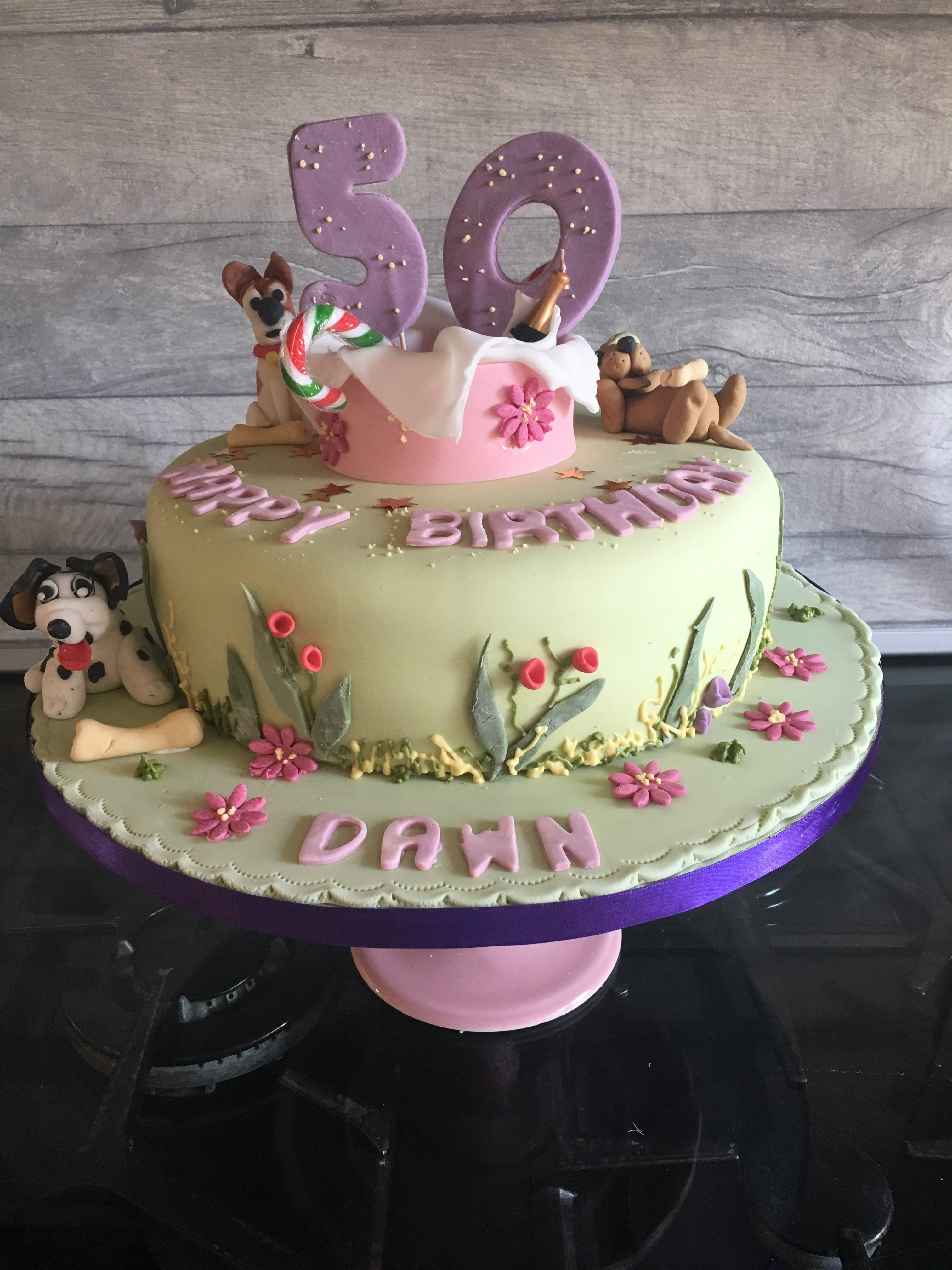 Love your pets cake
